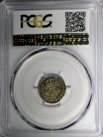 Great Britain Edward VII Silver 1903 3 Pence PCGS PL64 PROOFLIKE TONED KM#797.1