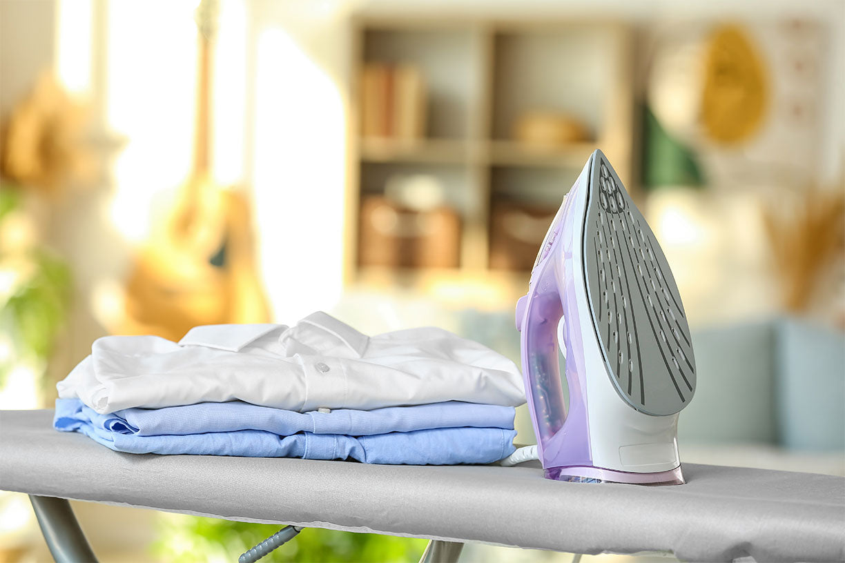A Step By Step Guide To Ironing Your Linen Shirts and Pants
