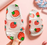 Summer Fruits Slippers