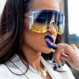 Fashion UV Bike Sunglasses