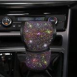 Shining Rhinestones Car Accessories