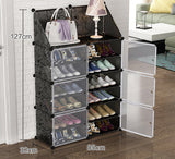 Dust Proof Shoe Rack Storage Cabinet