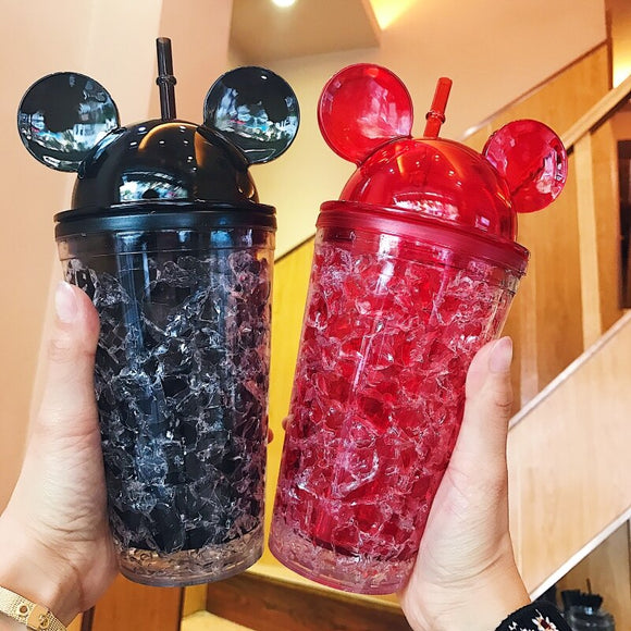 Cute Summer Mouse Ice Bottles