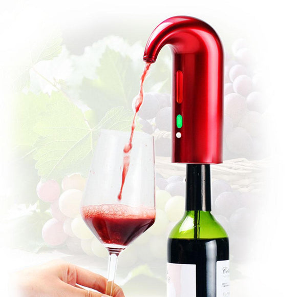 Red Wine Electric Intelligent Decanter