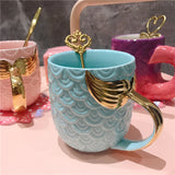 Classic Mermaid Ceramic Mug