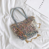 Bling Bling Sequin Handbag