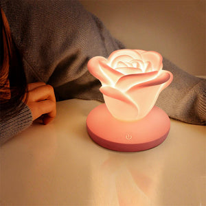 Romantic Rose Night Light Lamp