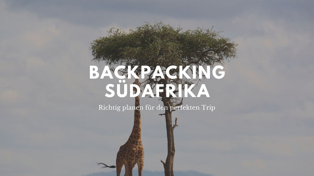 Backpacking Südafrika