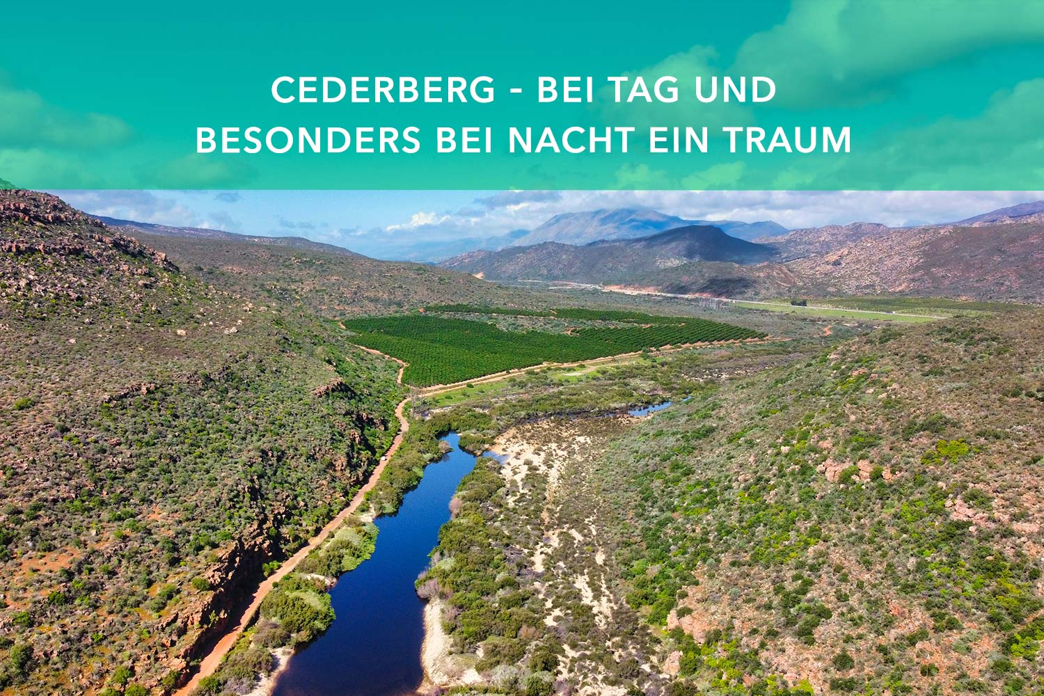 cederberg backpacking