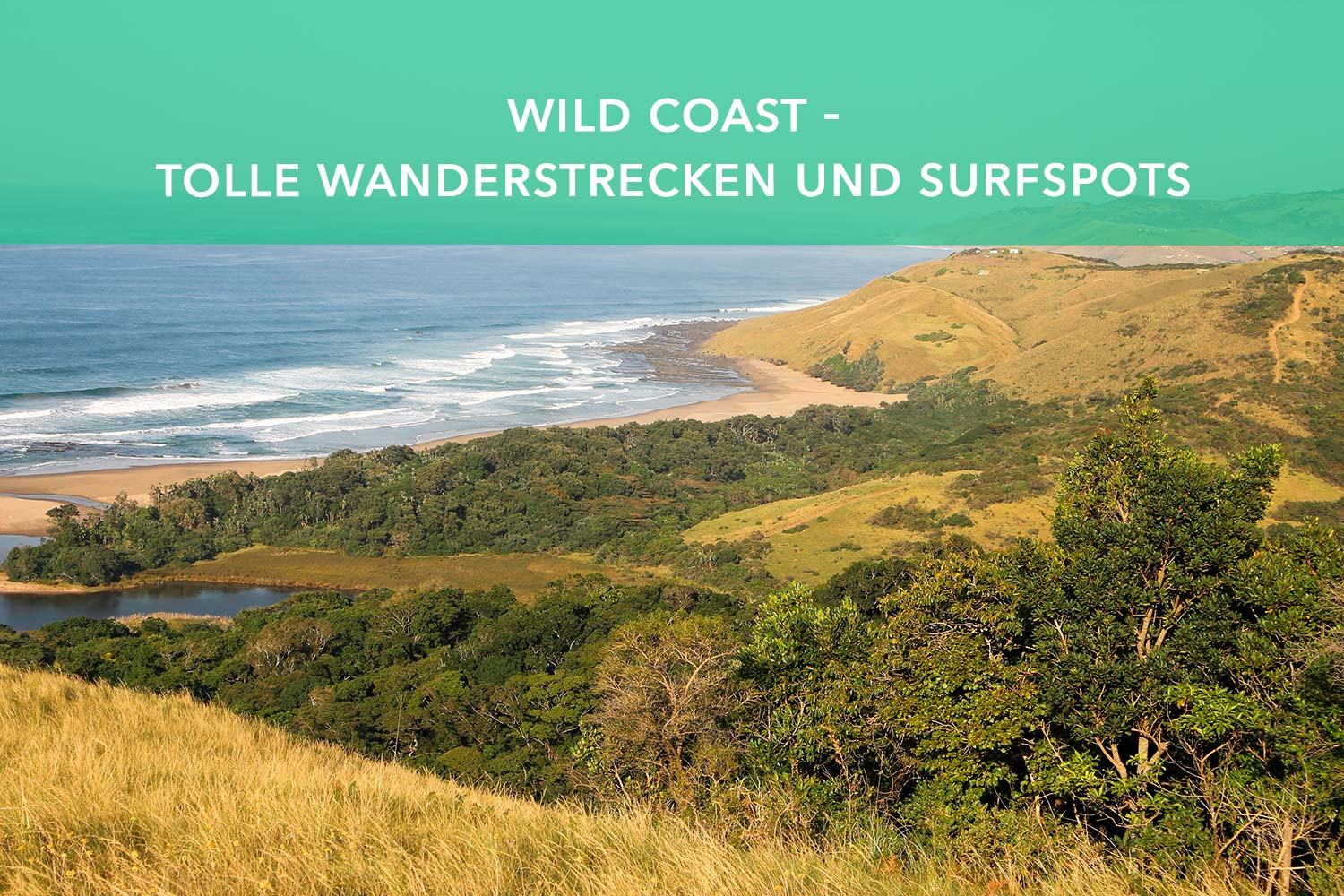 südafrika wild coast backpacking