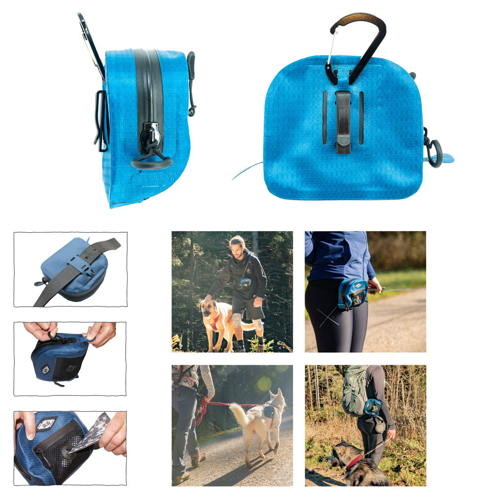 Do-Du Bag - Geruchsdichte Hundekot-Transporttasche