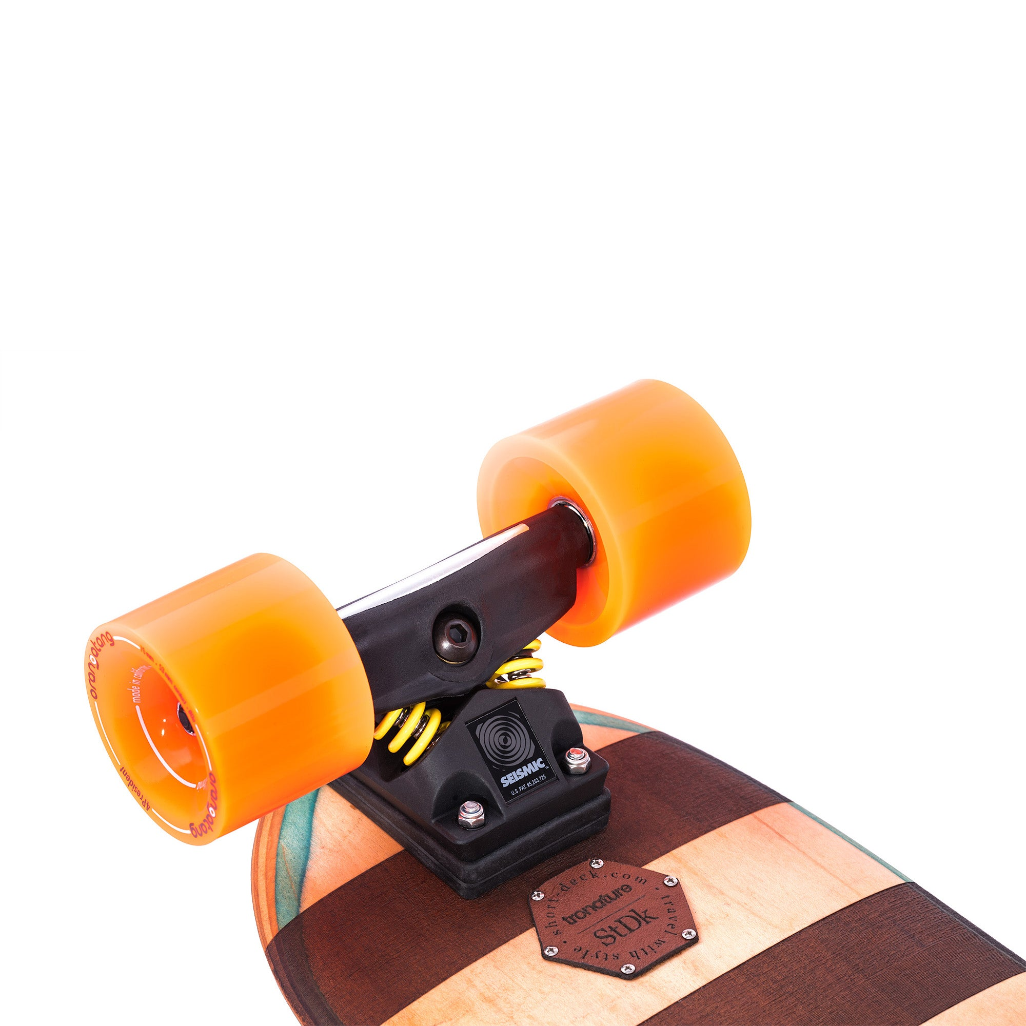 ShortDeck the KickFish.