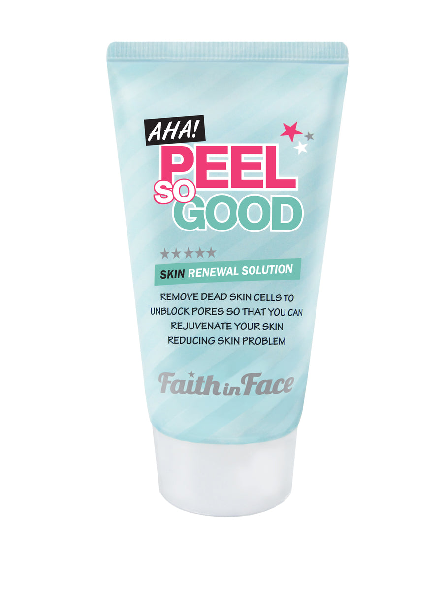 Jetour Mall Faith in Face去去角質凝膠 AHA! Peel So Good Peeling Gel