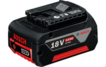 Bosch 18V Li-Ion 4A Battery