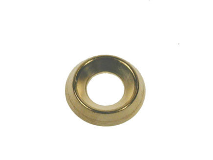 Brass Surface Screw Cup Size 10. Box of 500