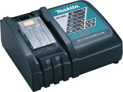 Makita DC18RC Compact Li-Ion Single Battery Charger