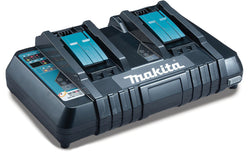 Makita DC18RD Li-Ion Twin Port Battery Charger