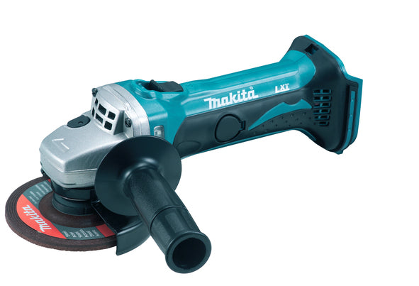 Makita DGA452Z 18V Angle Grinder 115MM LXT Body Only