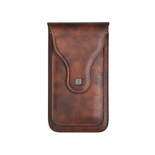 Load image into Gallery viewer, Akali™ LEATHER PHONE POUCH HOLSTER WAIST BAG