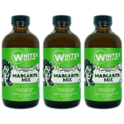 White's Elixirs Fresh Margarita Craft Cocktail Mix