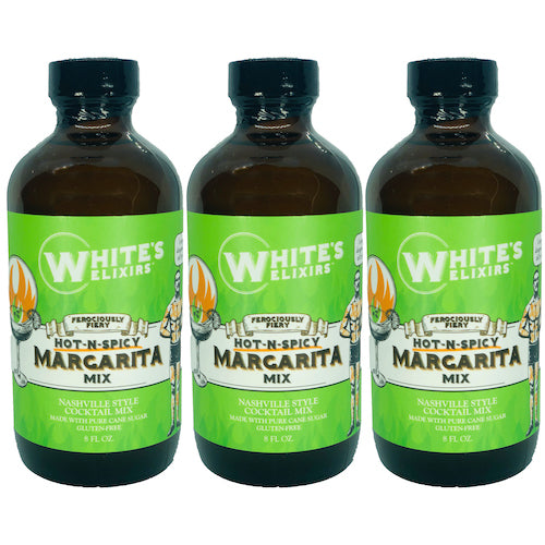 White's Elixirs Spicy Margarita Craft Cocktail Mix