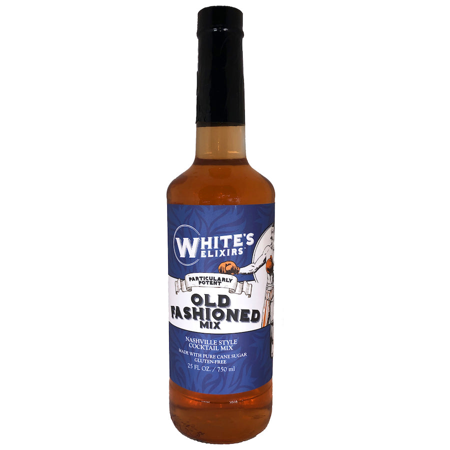 White's Elixirs Craft Cocktails Old Fashioned Mix 750ML
