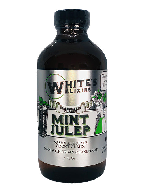 White's Elixirs Mint Julep Craft Cocktail Mix