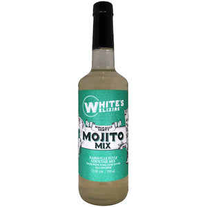 White's Elixirs Mojito Craft Cocktail Mix 750ML