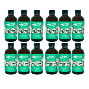 White's Elixirs Mojito Craft Cocktail Mix 8oz