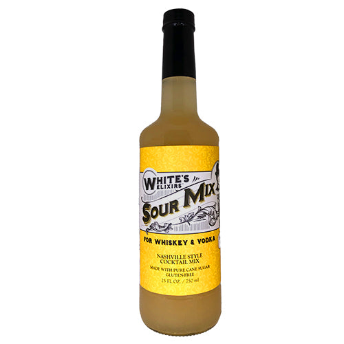 White's Elixirs Craft Cocktail Sour Mix 750ML