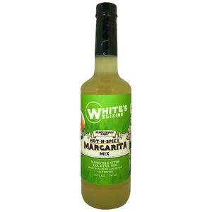 White's Elixirs Spicy Margarita Cocktail Mix 750ML
