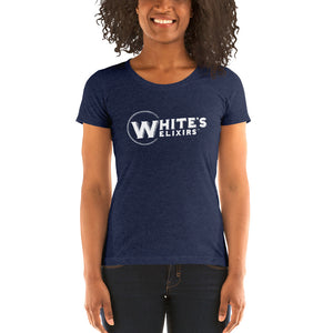 White's Elixirs White Logo Women's T Shirt