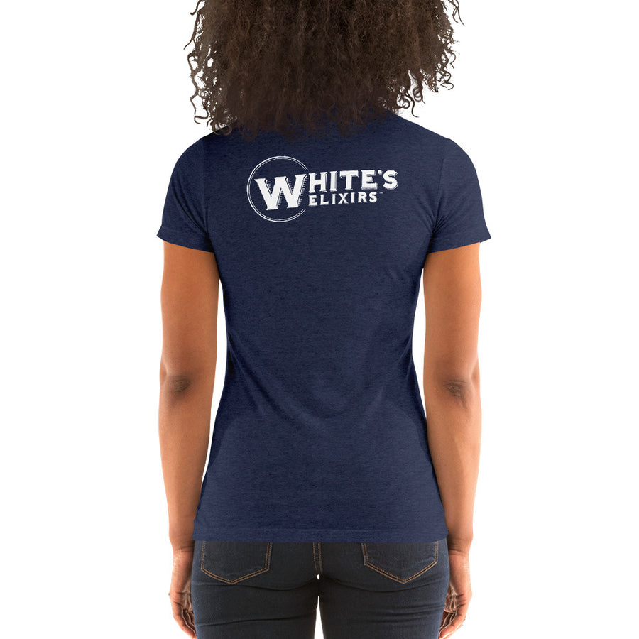 White's Elixirs Simple Syrup Women's T Shirt
