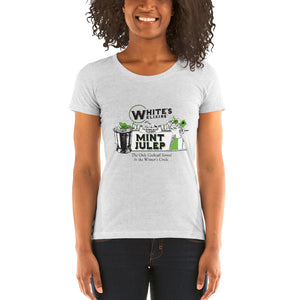 White's Elixirs Mint Julep Women's T Shirt