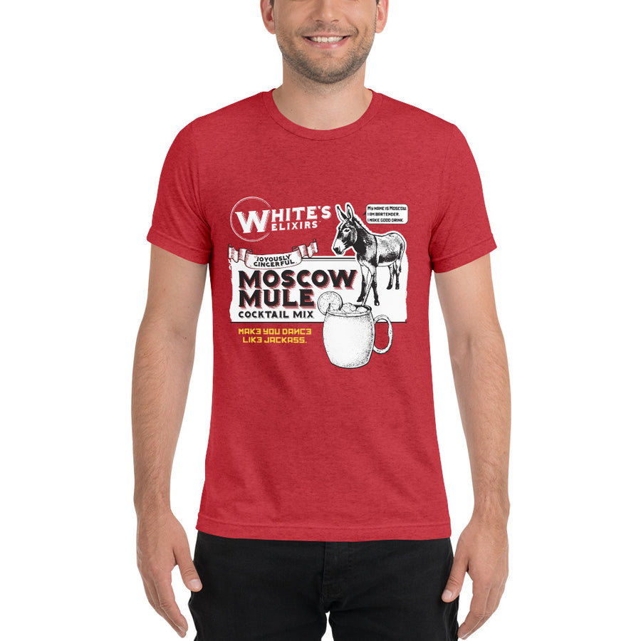 White's Elixirs Moscow Mule T Shirt