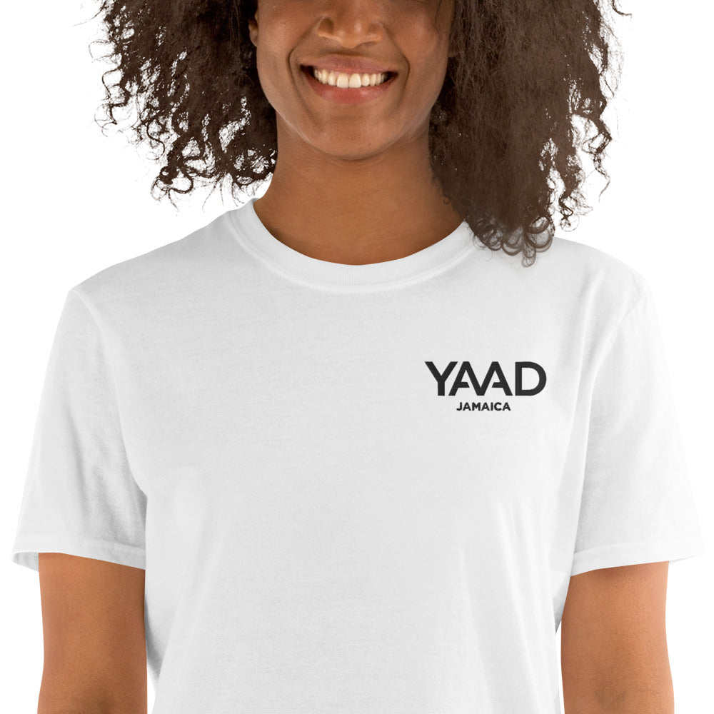 Yaad Jamaica Embroidered Unisex T-Shirt