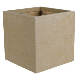 Strong Clay Planter - Square