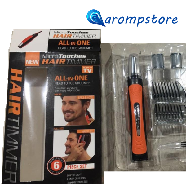 🎡 AWARD WINNING MULTI FUNCTIONAL HAIR TRIMMER