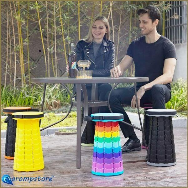 😎🏆 NEW Portable Foldable Stool