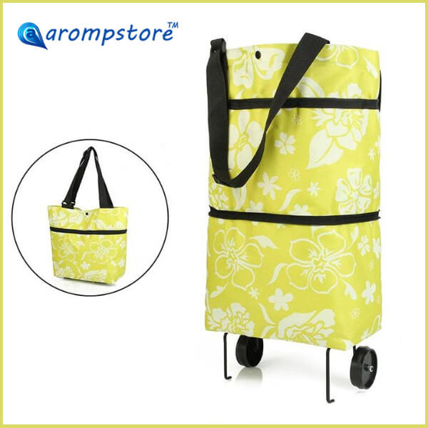 Yellow & W flower Z1611B