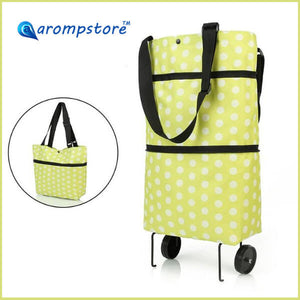 Yellow & W Dot Z1611A