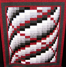 Load image into Gallery viewer, Jake's Wave Quilt Kit