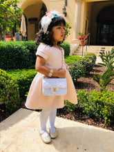 Load image into Gallery viewer, Chanel Inspired toddler handbag