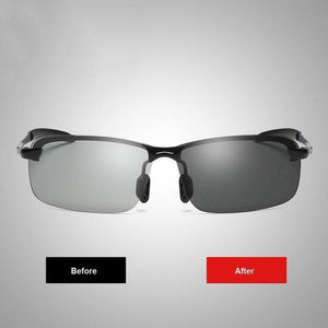 🔥Buy 1 Get 1 Free Today🔥Men's Photochromic Sunglasses with Polarized Lens