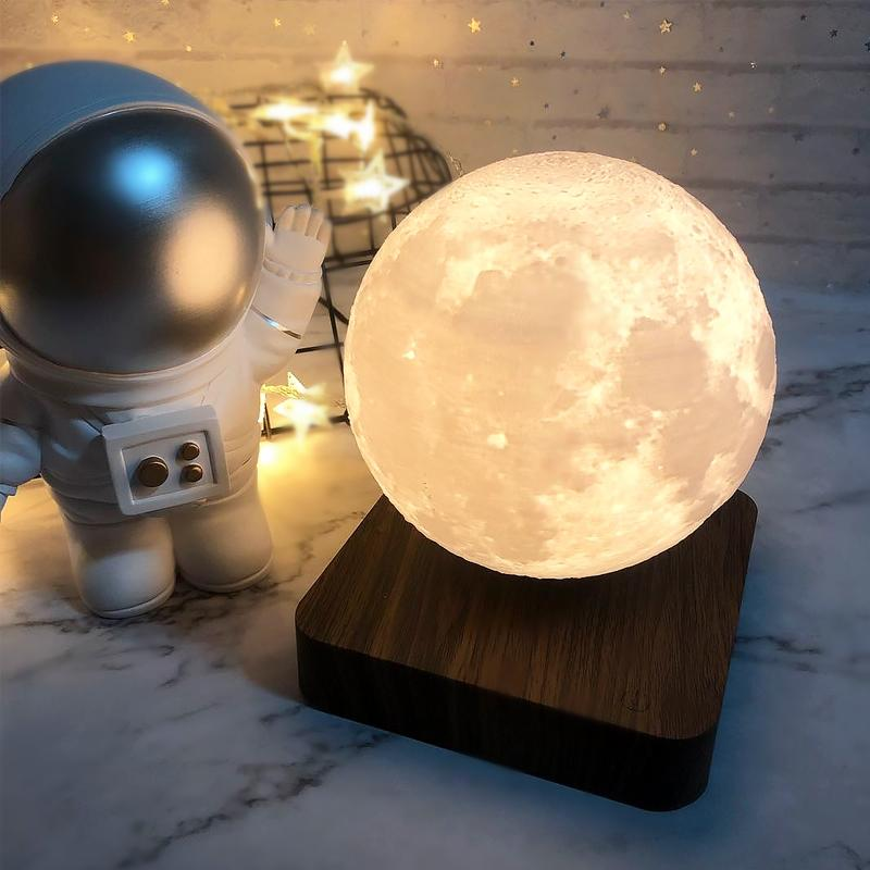 🔥3DMoon Lamp - Levitating Moon Magnetic Light Lamp