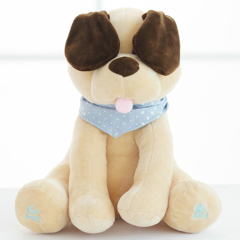 Plush toy dog Stuffed Animals & Plush Baby Music dog Educational Anti-stress Electric Toy For Baby