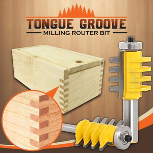 Tongue Groove Milling Router Bit
