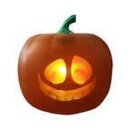 🔥🔥Halloween Talking Animated Pumpkin with Built-In Projector & Speaker