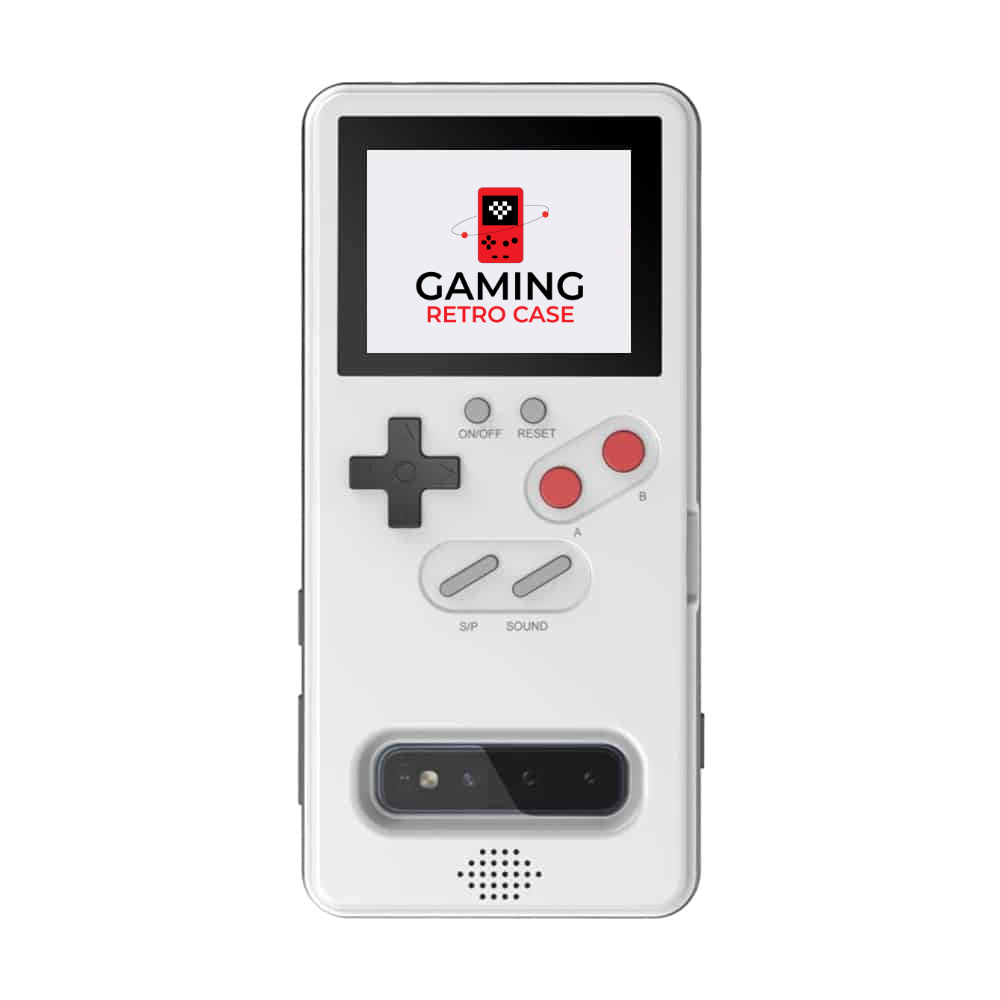 Samsung Gaming Retro Case™ (50% OFF)