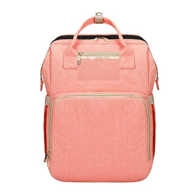 💥ONLY $29.99 Last Day💥Diaper Backpack With Changing Bed
